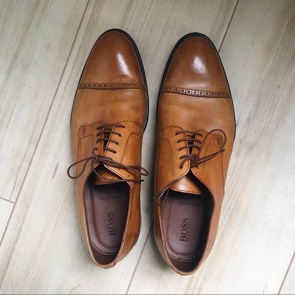 41cf34cc326 Hugo Boss Other - 100%NEW Hugo Boss Men Leather Shoes